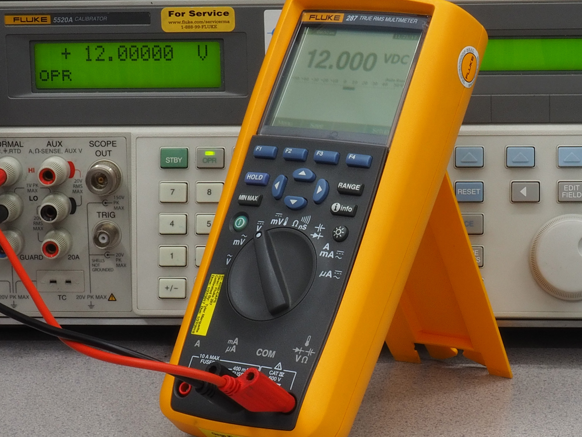 tool calibration