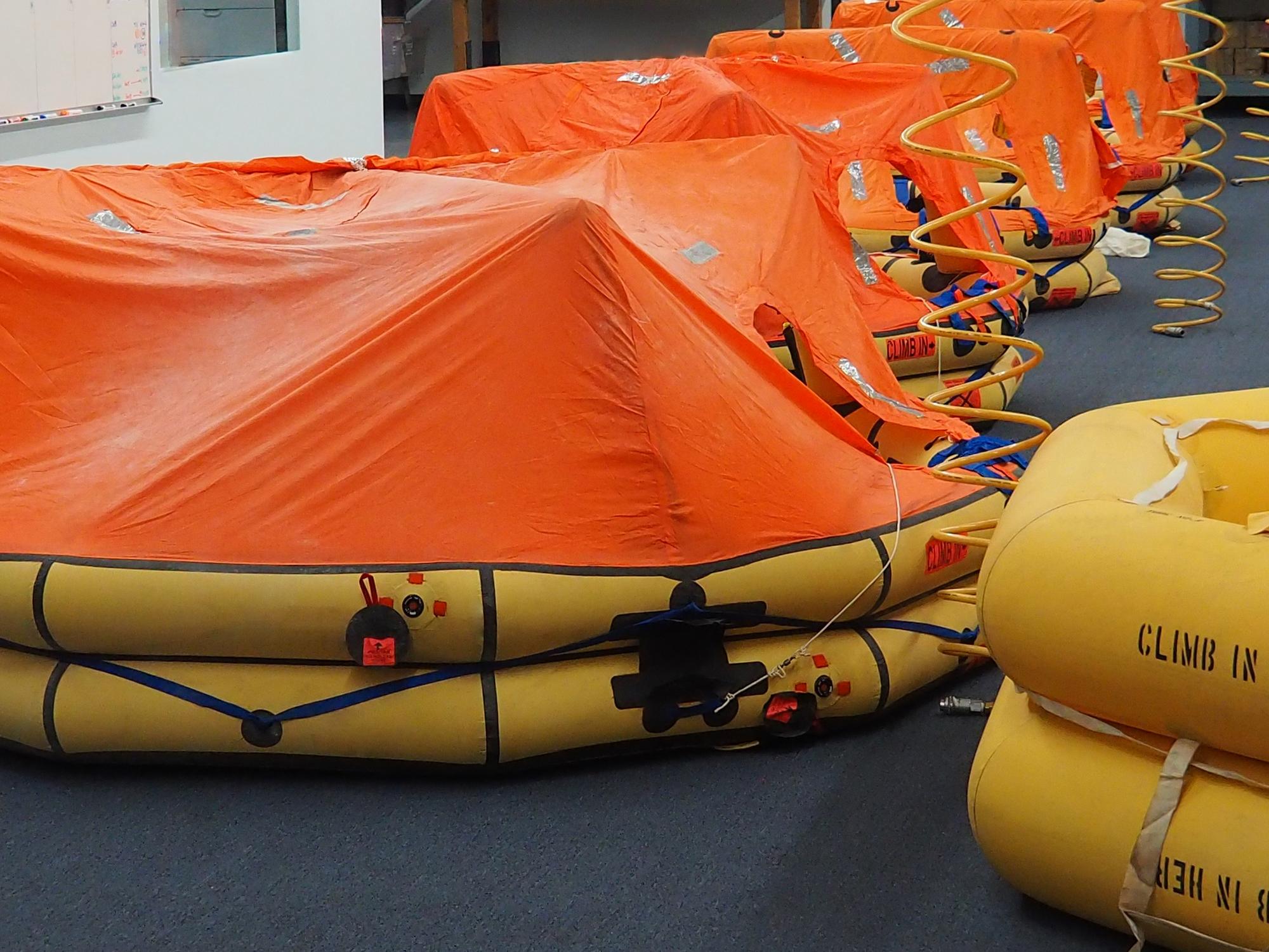 Rental Rafts